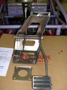 '53 - '56 Ford F100 Swing Brake Pedal Conversion