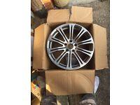 "BMW M3 19"" wheels for sale £225ono"