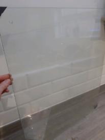 Toughened Glass splashback
