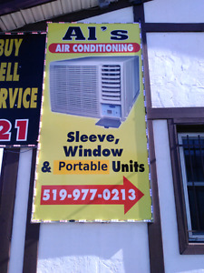 Air Conditioners Sales & Service