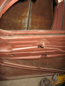 NOS 1940 Ford Tudor Passenger door, mint, sell or trade London Ontario image 2