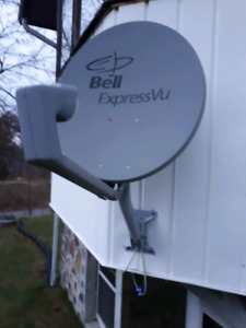 Bell ExpressVu Satellite dish for sale
