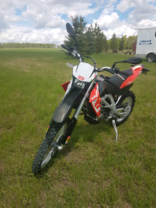 2007 Aprilia RXV 450 with only 623kms