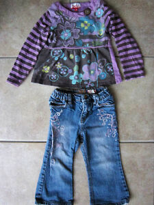 Girls Size 18-24 Month Outfit