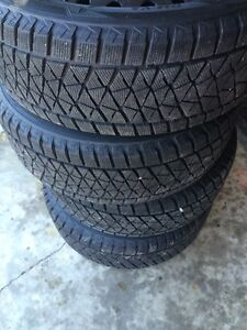 Winter Tire and Rims 245/60/18