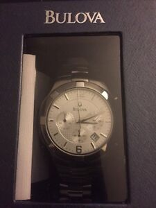 New Bulova Men's Watch