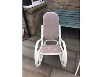 Californian Bentwood Rocking Chair