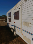 2003 Jayco caravan Evansford Pyrenees Area Preview