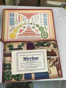 Vintage Merkur Construction Set like Meccano Regina Regina Area image 2
