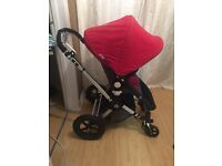 Bugaboo cameleon pram/pushchair with lots of accessories! *reduced for quick sale!*