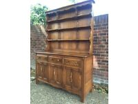Beautiful Ercol Welsh dresser * free delivery