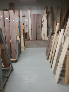 Planed wood, tools, furniture, collectibles plus 1000 booths