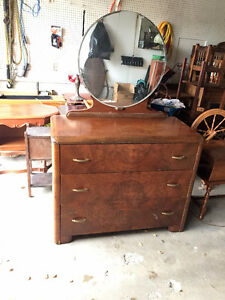 LOTS OF ANTIQUE FURNITURE BARGAINS