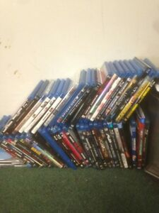 BLU-RAY BLURAY MOVIE MOVIES COLLECTION ALL 22 FOR $50