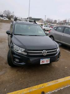 Volkswagen tiguan comfortline 2016