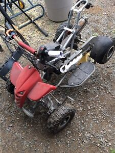 ATV. 4 wheeler small
