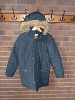 Boy's Winter Coat & Boots