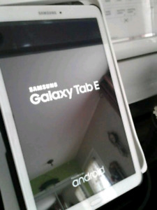 Tablette Samsung Galaxy Tab E