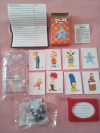 6 Unused! Small The Simpsons Vintage Collectables! Doorstep viewing!!