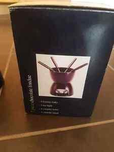 New Chocolate Fondue Set Kitchener / Waterloo Kitchener Area image 3