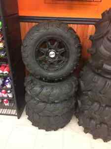 SETS OF NEW ATV TIRES FOR BEST TRADE OR SALE