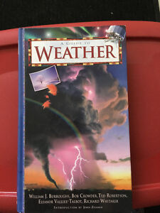 Teacher Resources: Weather & Space Books