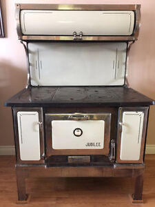 Jubilee Wood Cookstove by Guelph Stove Company