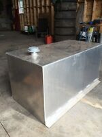 100 GALLON AUXILIARY FUEL TANK