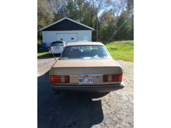 Used 1981 Mercedes-Benz Other