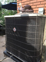 AIR CONDITIONER REPAIR, INSTALL ... GAS FURNACE, INSTALL, CHECK