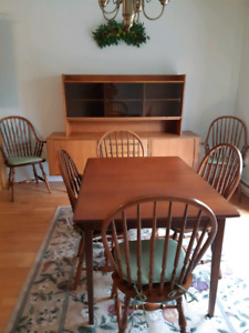 Dining Room teak wood set