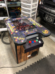 Arcade Cocktail Table - 276 Games! Ready for Immediate Pickup