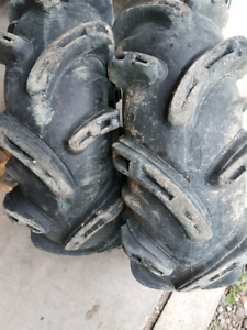 Can Am Rims and tires. Comes with clutch kit