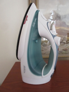 Teal Sunbeam Steam Master Iron - Great condition