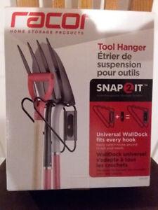 Étrier de suspension pour outils extérieur NEUF !