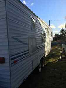 2001 28 Foot Prowler Fifthwheel Trailer or Trade St. John's Newfoundland image 3