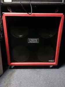 Crate Red Voodoo Sammy Hagar 4x12