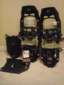 New MSR Evo Ascent 22 Snowshoes with Tails