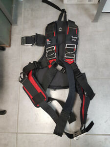 Dive Rite Transpac Scuba Diving Pack - SZ LG