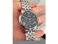 Men's designer watch (BOSS) swap for camcorder or open to offers