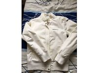 BMW cream jacket