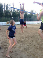 ADULT CO-ED BEACH VOLLEYBALL!!