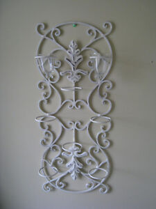 UNIQUE AND ELEGANT CANDLE WALL DECOR