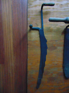 Vintage / Antique Hand Farm Tools London Ontario image 1