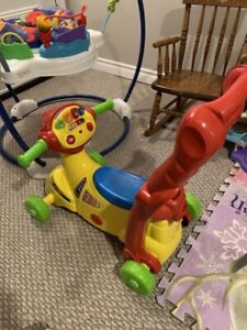 Vtech ride on musical chair /rocker