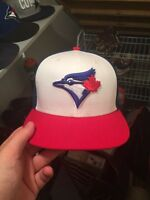 3 REALLY NICE BLUE JAYS HATS!! $50 for all 3!