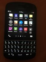Blackberry Q10 9/10 Condition Rogers