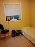 Sublet Jan to Aug 2016 (Utilities and WIFI included)