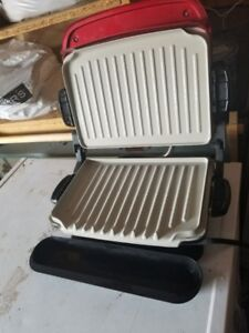 George Foreman Evolve Grill System ** Must sell **