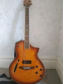 Ibanez montage msc350 Hybrid guitar